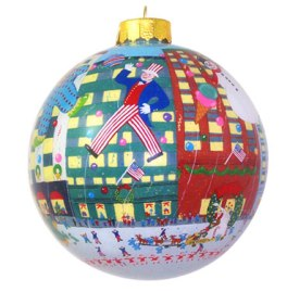 The Parade Christmas Ornament$14.98 -Reg. $29.95